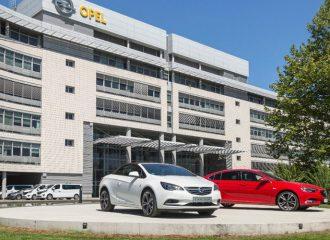 Opel Stammsitz Rüsselsheim
