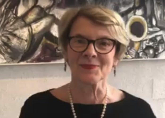 """Dr. Regula Venske über """"Freiheit des Wortes"""""""