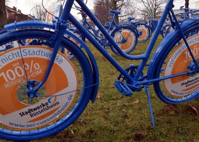 Stadtwerke Rüsselsheim - Aufklärungsaktion