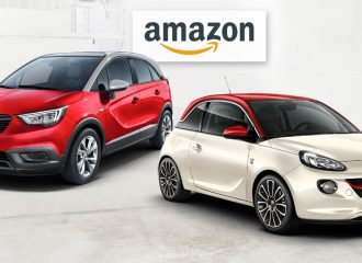 """Autoleasing per Touch und Klick: Ab sofort können der Opel ADAM """"Germany's next Topmodel"""" und der Newcomer Crossland X auf Amazon.de reserviert und dann beim Opel-Partner geleast werden."""