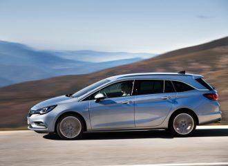 Opel kündigt Importeur für den Libanon an - Opel Astra Sports Tourer.