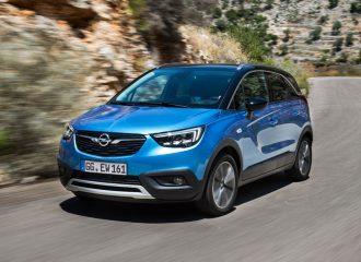 Auf dem Weg zum Bestseller: Seit seinem Start vor gut einem Jahr haben sich bereits mehr als 100.000 Kunden für den Opel Crossland X entschieden.