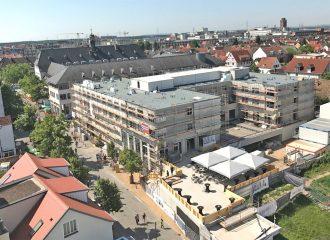 Innenstadt Rüsselsheim am Main | Foto Achim Weidner
