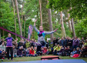 10. Rhein-Main Slackline-Festival am 12. und 13. Mai 2018