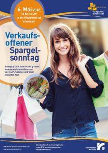 06.05.2018 - Verkaufsoffener Spargelsonntag in Rüsselsheim am Main