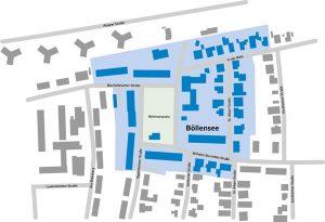 Quartier Zukunft - Böllenseesiedlung