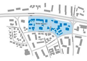Quartier Zukunft - Dicker Busch
