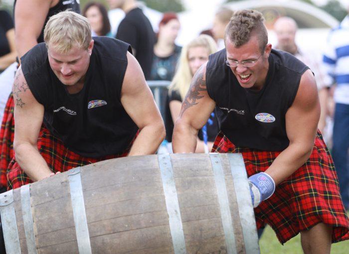 Deutsche Meisterschaften der Highlander