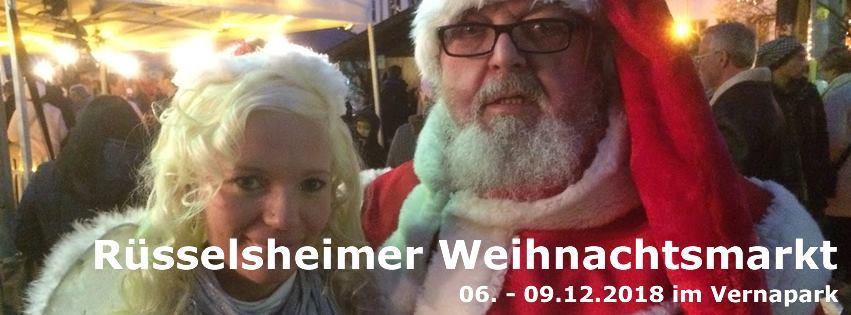 Rüsselsheimer Weihnachtsmarkt 2018