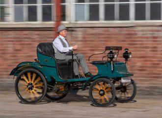 1899 Opel Patentmotorwagen