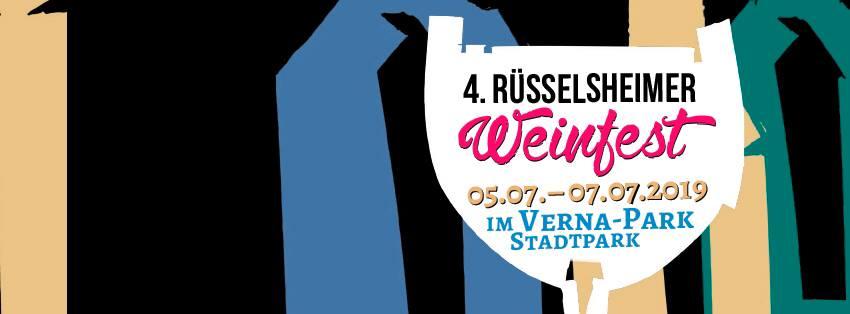 4. Rüsselsheimer Weinfest im Vernapark