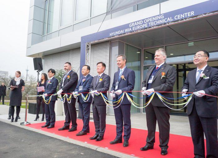 Hyundai-Tochter Wia siedelt sich mit Technikcenter Europa in Rüsselsheim an