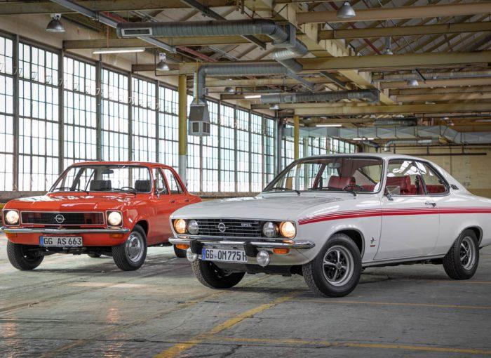 Jahr der Legenden: Opel Ascona und Manta feiern 50. Geburtstag