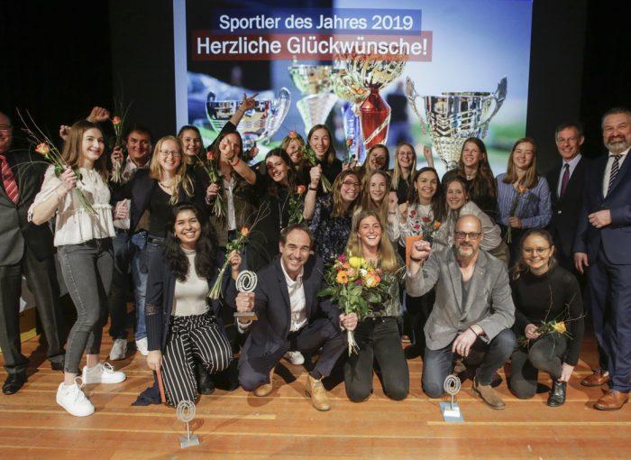 Sportlerehrung 2019: Rüsselsheim hat Power