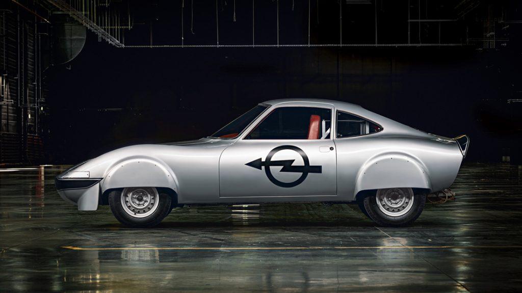 Elektrisierende Fahrzeuge haben bei Opel Tradition