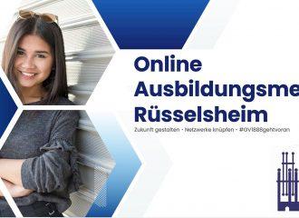 Online Ausbildungsmesse in Rüsselsheim am 27.03.2021