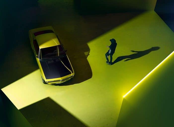 Der Opel Manta wird elektrisch