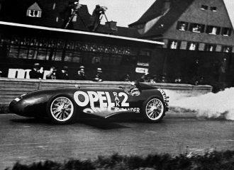 Opel: Mit Raketenantrieb in ein neues Zeitalter